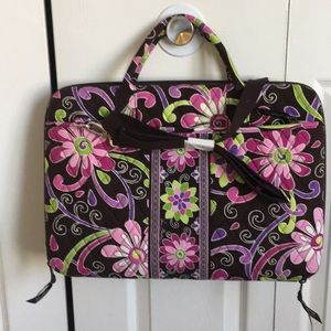 Vera Bradley hard lap top case New without tags